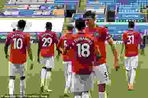 Man Utd dự Champions League, báo giới quốc tế ca ngợi Bruno Fernandes
