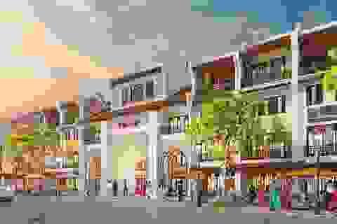 Phố chợ Kinh Bắc - cơ hội đầu tư mới ở Bắc Ninh