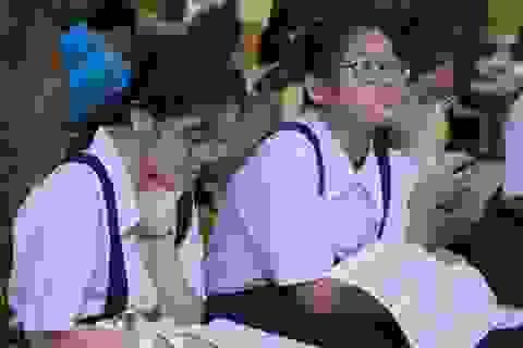 Hôm nay, Sở Giáo dục & Đào tạo TP.HCM công bố điểm thi lớp 10