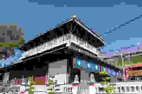 """Khám phá kiến trúc """"có một không hai"""" của Nhà lớn Long Sơn ở Vũng Tàu"""