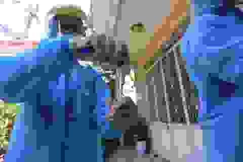 Hà Nội: 5 người ở Xuân Đỉnh về từ Đà Nẵng âm tính SARS-CoV-2