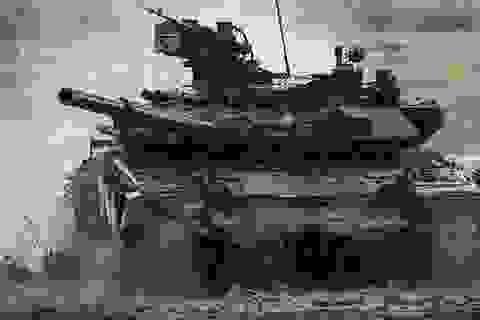 Trung Quốc ồ ạt đưa quân tới biên giới, Ấn Độ điều siêu tăng T-90 ứng phó