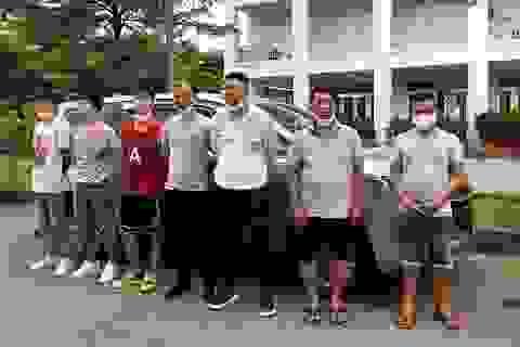 """Hà Nội: Bắt 5 người Trung Quốc nhập cảnh """"chui"""", chuẩn bị bay vào TPHCM"""