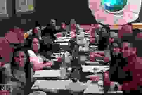 14 thành viên gia đình Mỹ mắc Covid-19 sau bữa tiệc