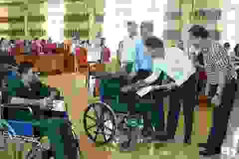 BHXH Việt Nam tri ân người có công tại tỉnh Phú Thọ