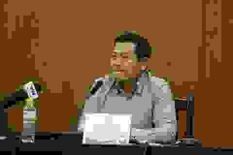 """Ông Dương Văn Hiền xin rút kinh nghiệm, đưa ra giải pháp """"lạ"""" cứu trọng tài"""