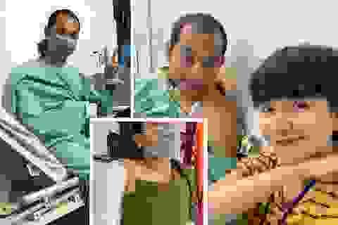 Huỳnh Đông nhập viện mổ vì ngã gãy tay trên phim trường