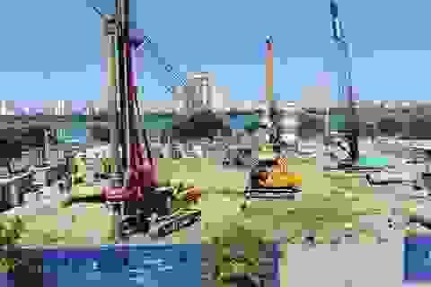 Khó khăn về vốn hàng loạt dự án đất vàng đổi chủ