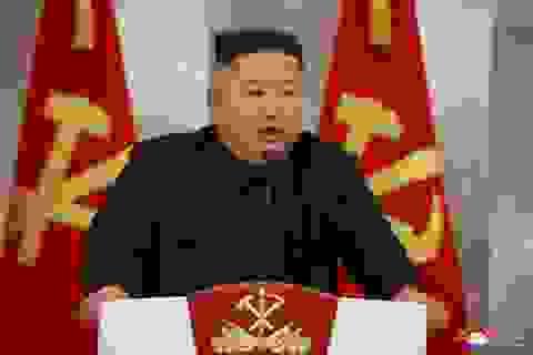 """Ông Kim Jong-un nói """"chiến tranh sẽ không còn"""" nhờ vũ khí hạt nhân"""