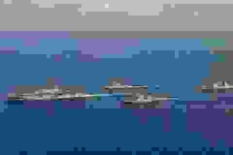 Mỹ hối thúc Australia tăng cường tuần tra tại Biển Đông
