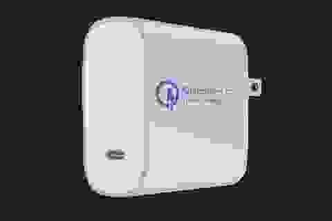 Qualcomm ra mắt Quick Charge 5 với tốc độ sạc nhanh chưa từng có
