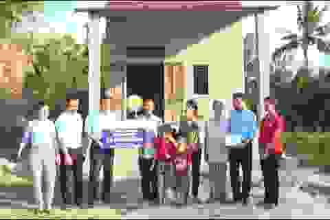 Bàn giao 3 căn nhà tình nghĩa cho cựu TNXP, nạn nhân chất độc da cam