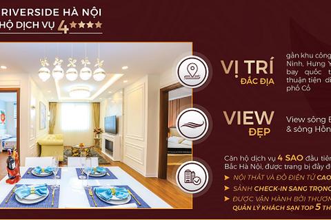 Có gì hấp dẫn tại căn hộ dịch vụ Cen Riverside Hà Nội?