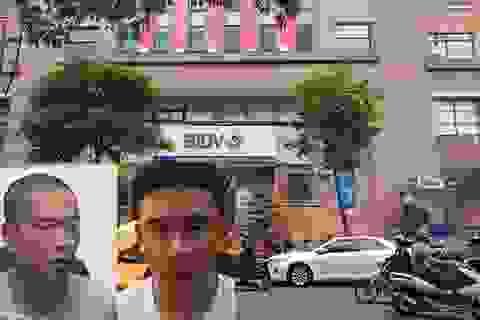 Hà Nội: Đã bắt được 2 nghi phạm cướp Ngân hàng BIDV