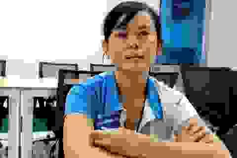 """Công đoàn Cty Pouchen Đồng Nai lấy ý kiến công nhân """"chốt thang lương"""""""