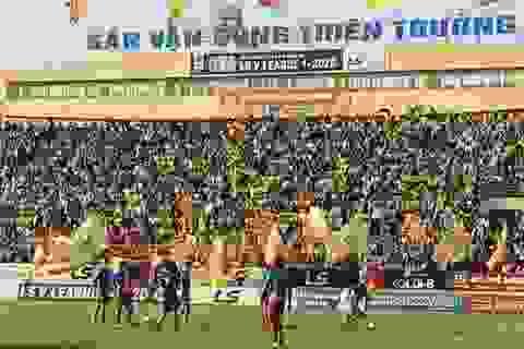 Báo Thái Lan bình luận chuyện các đội bóng muốn hủy V-League