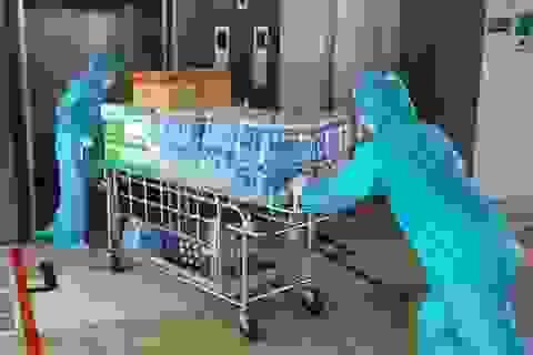 Bộ Y tế truy tìm khẩn người đến BV Đà Nẵng, khách trên chuyến bay VN166