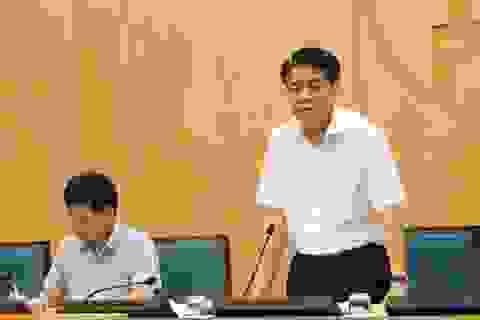 Chủ tịch Hà Nội: Lấy mẫu test Covid-19 tất cả 21.000 người về từ Đà Nẵng