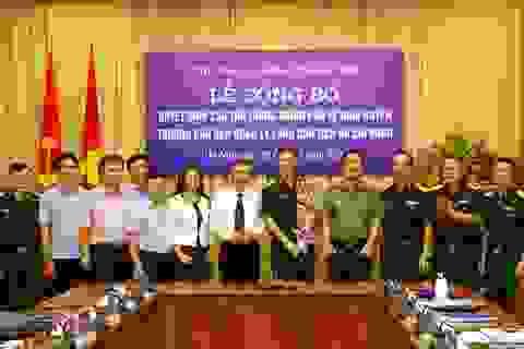 Thiếu tướng Bùi Hải Sơn làm quyền Trưởng ban BQL Lăng Chủ tịch Hồ Chí Minh