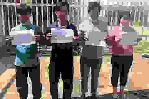 Hai người Việt vượt biển từ Campuchia về Phú Quốc hòng trốn cách ly