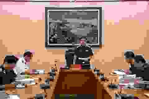 Thứ trưởng Bộ Quốc phòng: Kiên quyết xử lý việc xuất, nhập cảnh trái phép