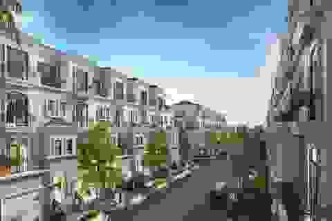 Tiềm năng kinh doanh hấp dẫn tại liền kề thương mại - Grand Bay Townhouse
