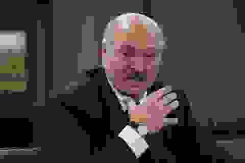 Tổng thống Belarus xác nhận mắc Covid-19