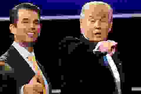 """Con trai tổng thống Trump bị Twitter """"cấm cửa"""" vì đăng tin sai về Covid-19"""