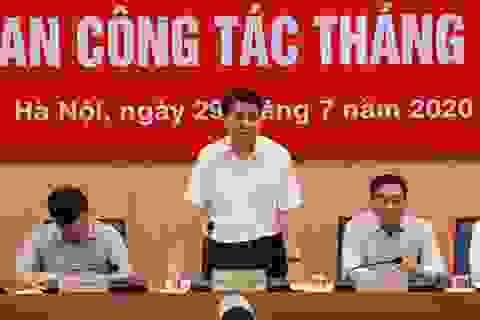 Chủ tịch Hà Nội: Chống dịch giai đoạn mới có thể khó khăn, phức tạp hơn