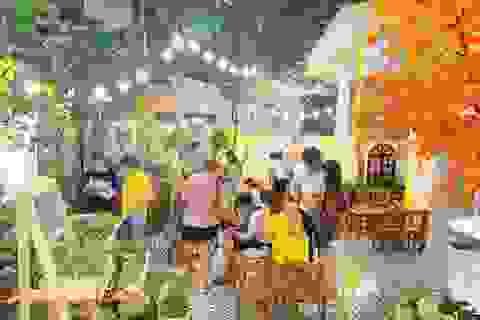 Bật mí 7 cách thiết kế quán cafe sân vườn đẹp