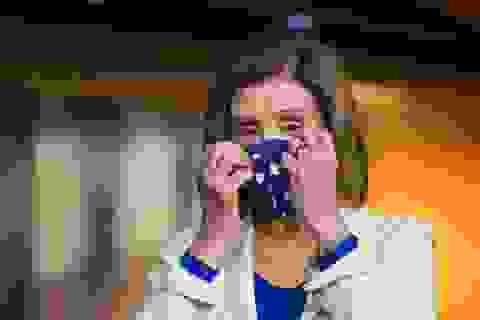 Hạ viện Mỹ bắt buộc nghị sĩ đeo khẩu trang