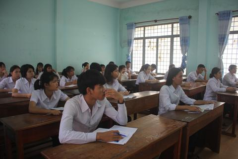 Kon Tum: Hỗ trợ hơn 166 triệu đồng cho các thí sinh thi tốt nghiệp THPT