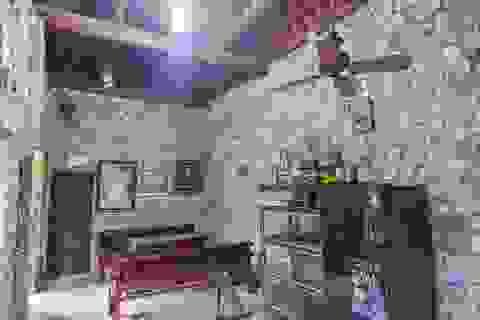 """""""Độc nhất vô nhị"""" ngôi nhà gắn hơn 10.000 bát, đĩa cổ ở Vĩnh Phúc"""