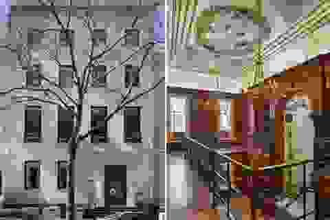 Cận cảnh những ngôi nhà giá nghìn tỷ đồng đắt đỏ bậc nhất New York