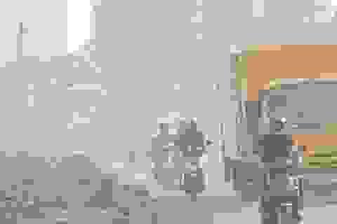 Từ tháng 9, ô nhiễm bụi mịn có xu hướng tăng lên