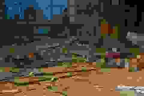 Vụ sập giàn giáo ở Hà Nội: Nạn nhân thứ 4 tử vong