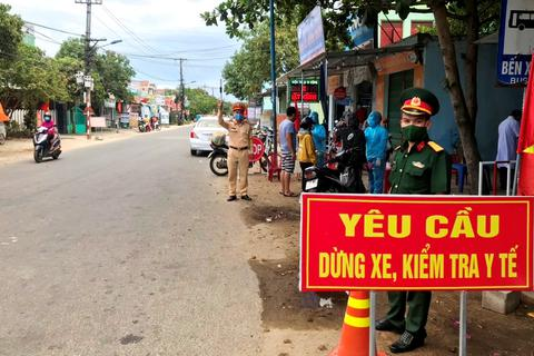 Quảng Nam cách ly xã hội thêm 5 huyện, thị xã