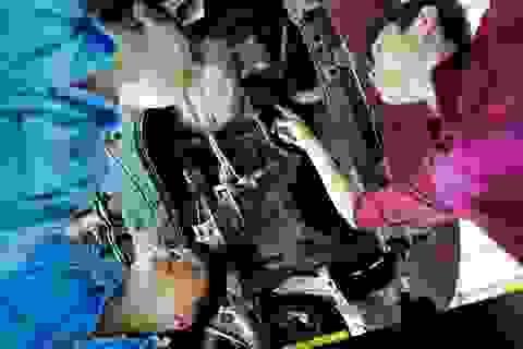Bình Dương: Nghề sơn ô tô có thu nhập 25 triệu đồng/tháng