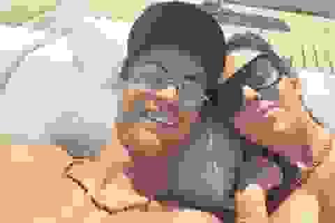 Ngắm du thuyền 165 tỷ đồng nơi Cristiano Ronaldo đang nghỉ hè bên gia đình