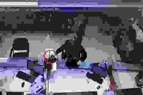 Vụ cướp ngân hàng ở Sóc Sơn: Đề nghị truy tố 3 đối tượng
