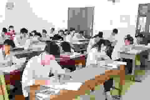 Ninh Bình công bố điểm chuẩn vào lớp 10 THPT công lập năm học 2020-2021