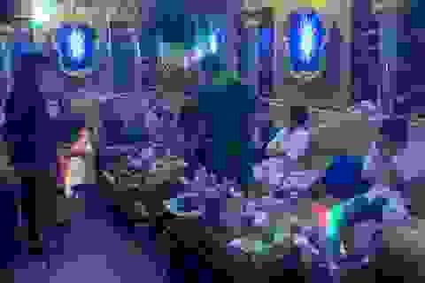 35 người dương tính ma túy trong nhà hàng lúc giãn cách xã hội