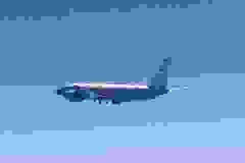 """Video chiến đấu cơ Nga """"đuổi"""" máy bay trinh sát Mỹ gần không phận"""