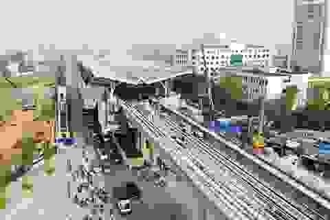 """Đề xuất kéo dài đường sắt Nhổn - ga Hà Nội sau 10 năm thi công… """"rùa bò""""!"""
