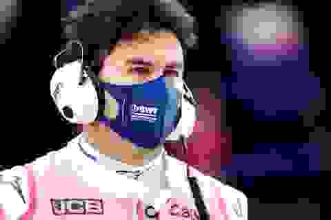 Tay đua F1 đầu tiên phải bỏ cuộc vì mắc Covid-19