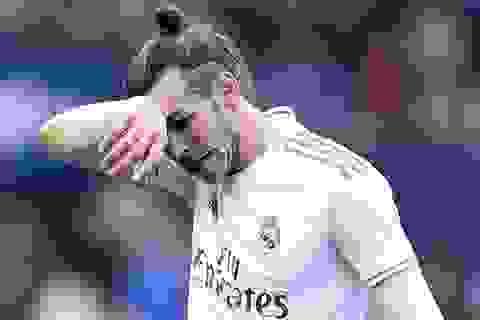 """Trở thành """"người thừa"""", Gareth Bale vẫn quyết chây ì ở lại Real Madrid"""