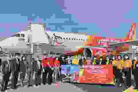 Vietjet Thái Lan khai trương đường bay Bangkok-Khon Kaen giá chỉ từ 5 Baht