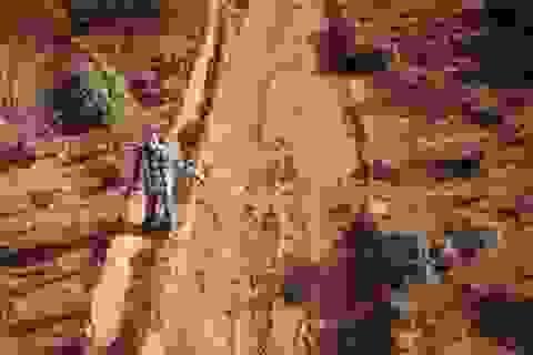 Liên tục tìm thấy thiên thạch tại Úc