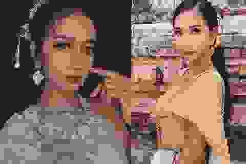 """Thiếu nữ Khmer """"nổi như cồn"""" với làn da bánh mật cuốn hút"""