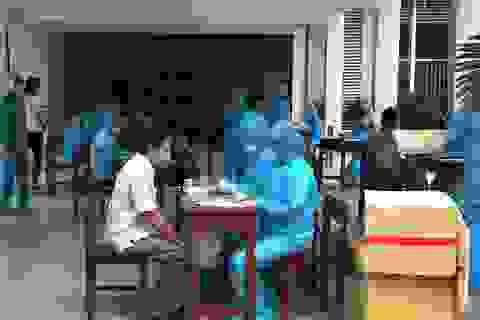 Cà Mau: Giám sát, lấy mẫu xét nghiệm hơn 100 người về từ Đà Nẵng
